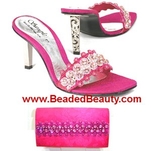 Ladies Party Bags Shoes
