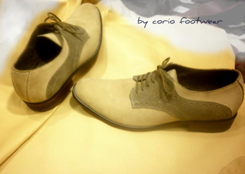 Men Suede Leather shoe