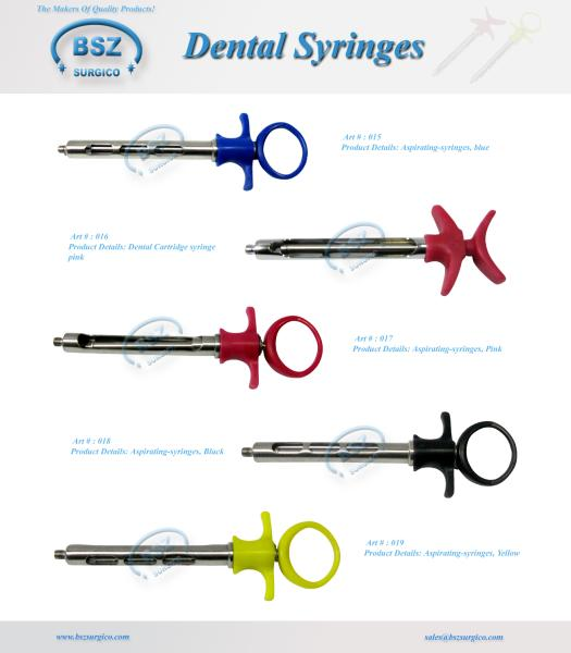 Dental Syringe