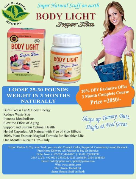 Body Light Super Slim