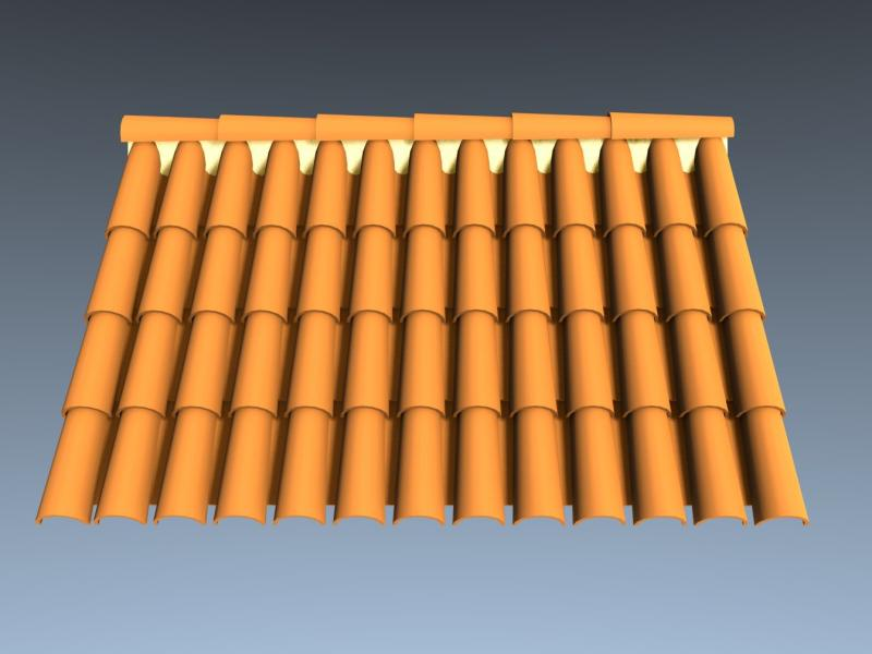 Khaprail Roof Tiles